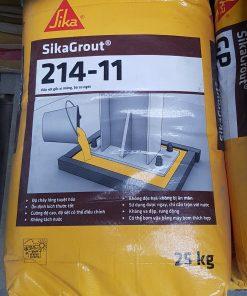 Sikagrout 214-11 vữa rót không co ngót