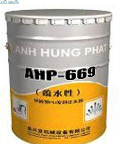 AHP-669 - Keo PU trương nở dẻo một thành phần