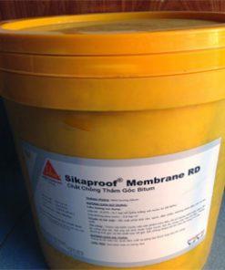 Sơn chống thấm Sikaproof Membrane RD