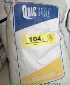 Quicseal 104S - Chống thấm gốc xi măng 2 thành phần