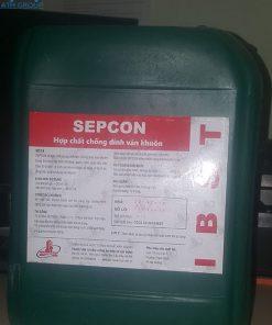 SEPCON - Hợp chất chống dính ván khuôn