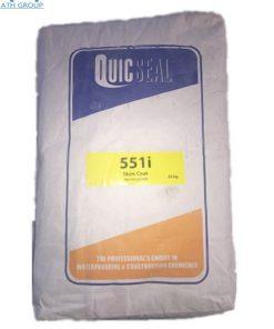 Quicseal 551 - Bột trét tường
