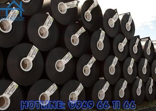Màng chống thấm HDPE GSE ứng đụng đa dạng trong dân dụng và công nghiệp