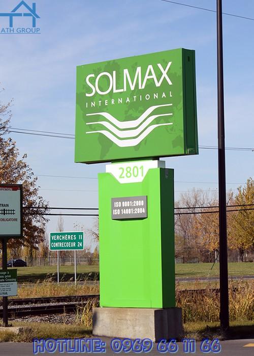 Màng chống thấm HDPE Solmax