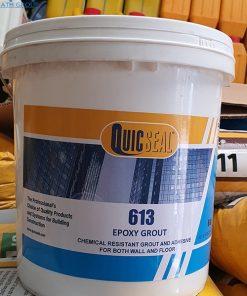 Quicseal 613 - Vữa Epoxy