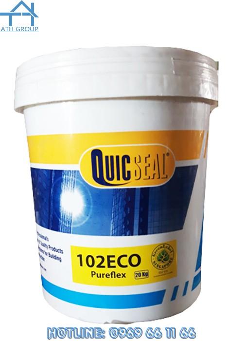 Quicseal 102 Eco - Màng chống thấm gốc Polyurethane một thành phần
