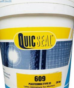Quicseal 609 - Phụ gia trộn vữa